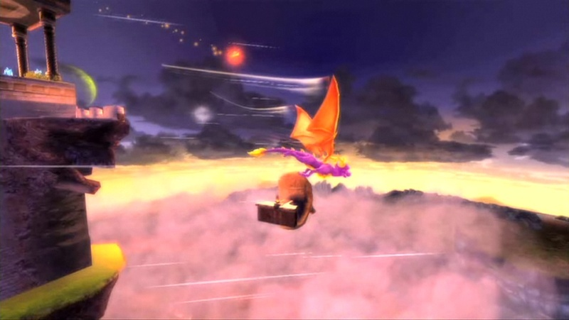 la légende de spyro : la naissance d'un dragon Screen54