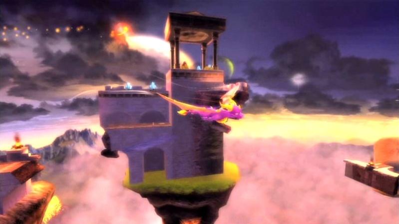 la légende de spyro : la naissance d'un dragon Screen55