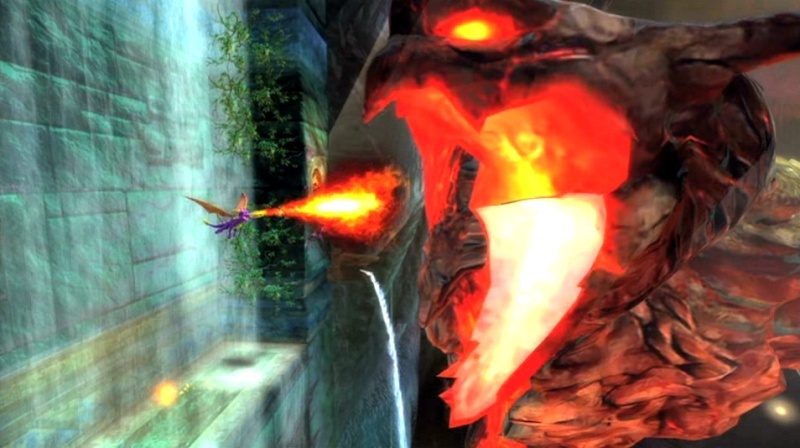 la légende de spyro : la naissance d'un dragon Screen56