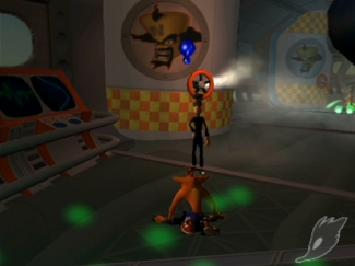 crash bandicoot : la vengeance de cortex Scrwoc14