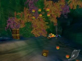 crash bandicoot : la vengeance de cortex Scrwoc17