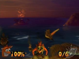 crash bandicoot : la vengeance de cortex Scrwoc19