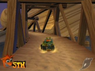crash bandicoot : la vengeance de cortex Scrwoc24