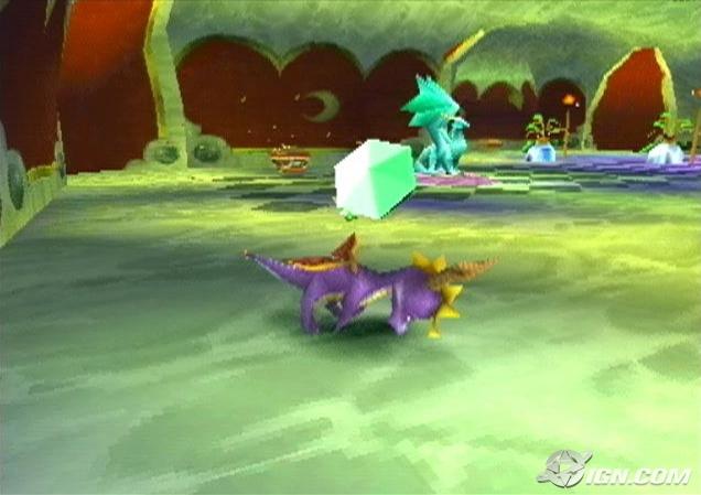 spyro the dragon Spyro-14
