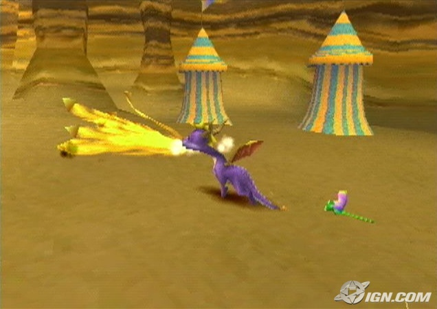 spyro the dragon Spyro-18