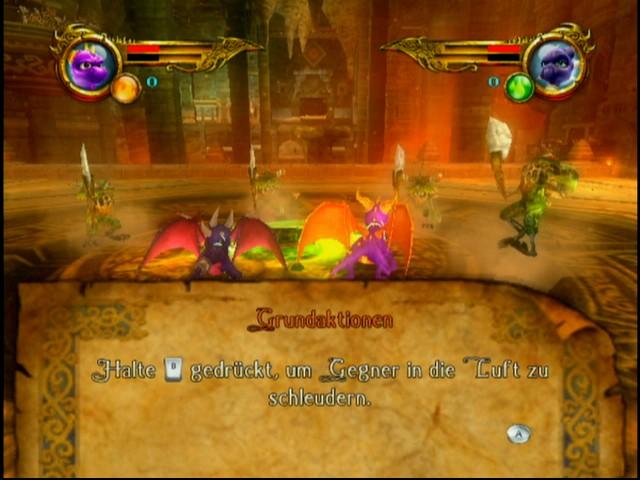 la légende de spyro : la naissance d'un dragon - Page 2 Spyro-29