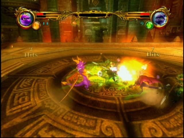 la légende de spyro : la naissance d'un dragon - Page 2 Spyro-30