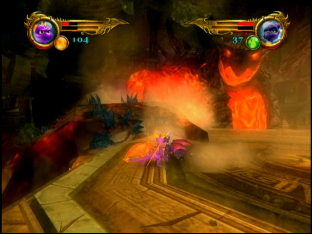 la légende de spyro : la naissance d'un dragon - Page 2 Spyro-35