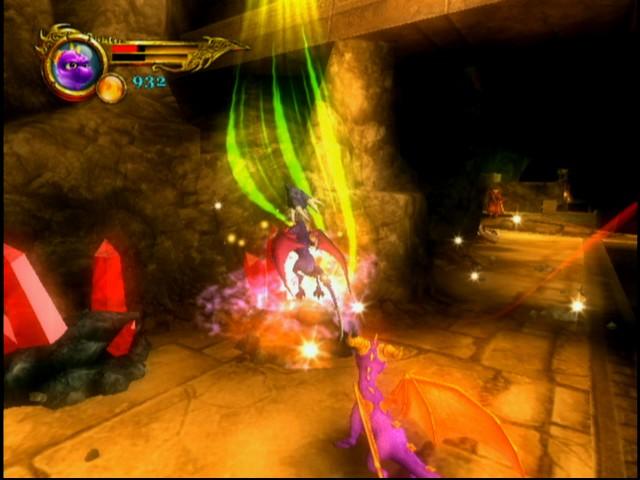 la légende de spyro : la naissance d'un dragon - Page 2 Spyro-42