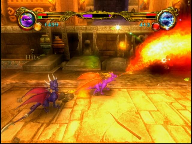 la légende de spyro : la naissance d'un dragon - Page 2 Spyro-54
