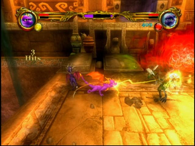 la légende de spyro : la naissance d'un dragon - Page 2 Spyro-55