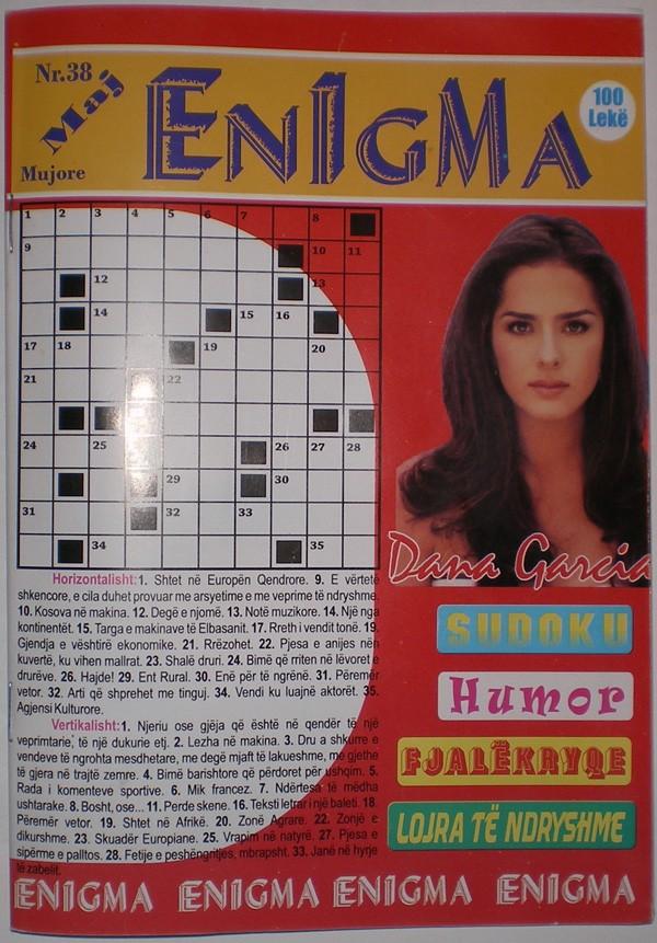 Enigma - албанско издание Imgp0110