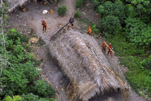 Новооткрито амазонско племе Pleme10