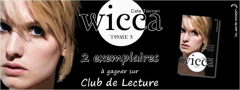WICCA (Tome 3) L'APPEL de Cate Tiernan Bannia20