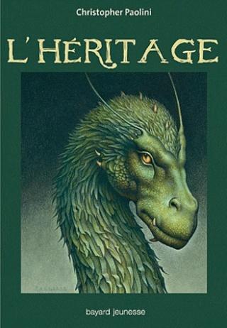 ERAGON (Tome 4) L'HERITAGE de Christopher Paolini Eragon10