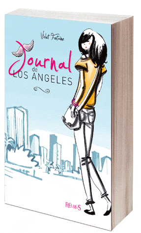 JOURNAL DE LOS ANGELES de Violet Fontaine Journa10
