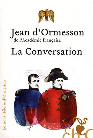 LA CONVERSATION de Jean d'Ormesson Sans-t31