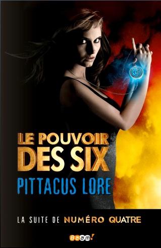 LES LORIENS (Tome 2) LE POUVOIR DES SIX de Pittacus Lore Six_bm10