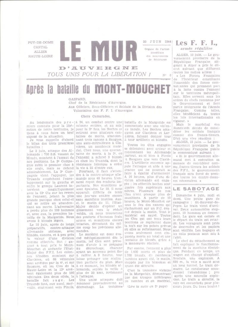 Le MONT-MOUCHET, haut lieu de la Résistance Le_mur22