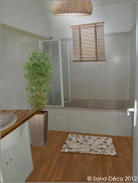conseil deco salle de bain et toilette Niky210