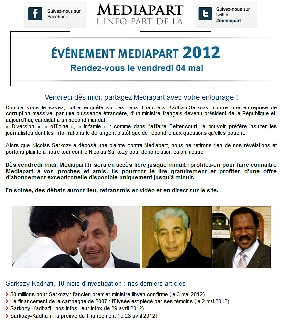 [Sarkozyland] Toutes les déclarations, critiques, bourdes (chapitre 12) - Page 37 Mediap10