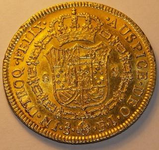 8 Escudos de Fernando VII (Santiago, 1811) _2142725