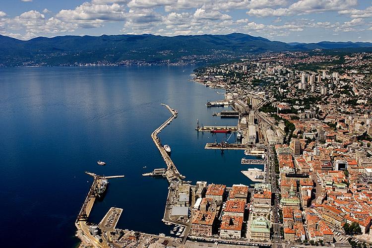 Slike iz zraka Rijeka10
