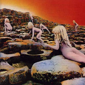 """Led Zeppelin: as crianças da capa de """"Houses Of The Holy"""" Capa10"""