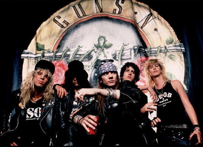 FAQ:Guns N Roses Guns_n10