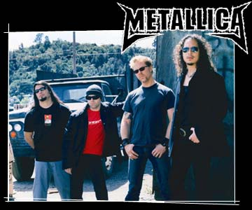 Metallica: vizinho zoófilo, cocaína e groupies Metall23