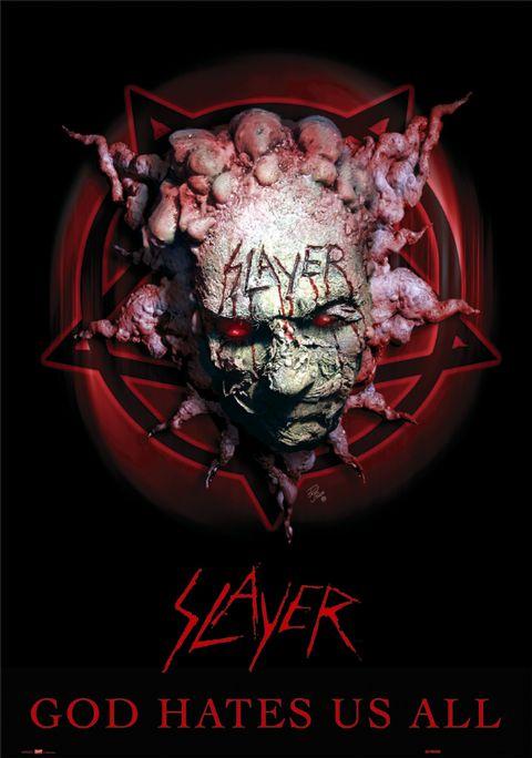 Entrevista a Kerry King guitarrista dos SLAYER Slayer10