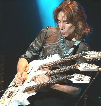Os cinquenta maiores guitarristas de Hard Rock e Heavy Metal da história Steve_10