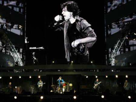 Os Beatles roubam a festa dos Rolling Stones Stones13