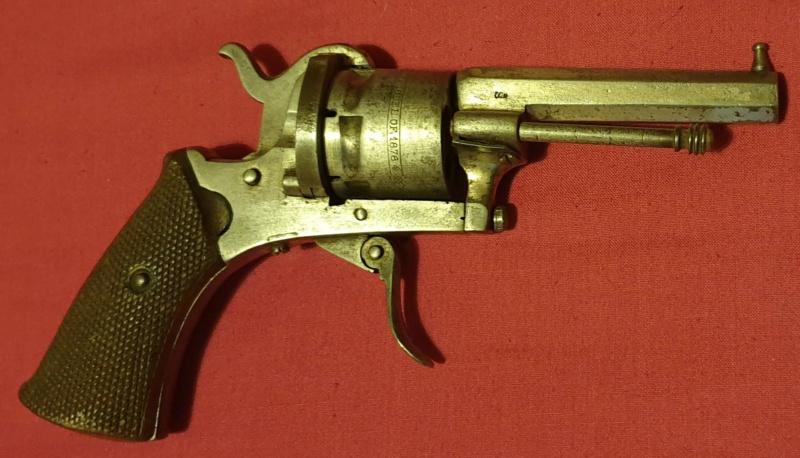 munitions pour faire revivre les armes a broche  3q10