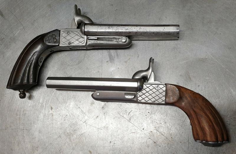 munitions pour faire revivre les armes a broche  4q10