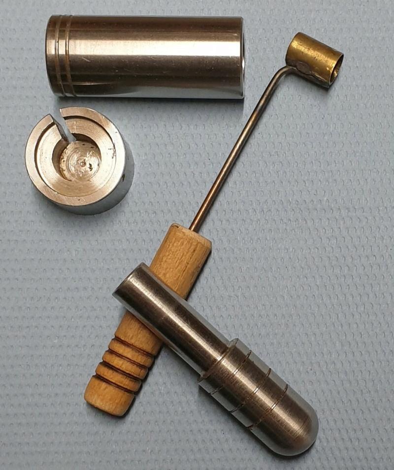 munitions pour faire revivre les armes a broche  6a10
