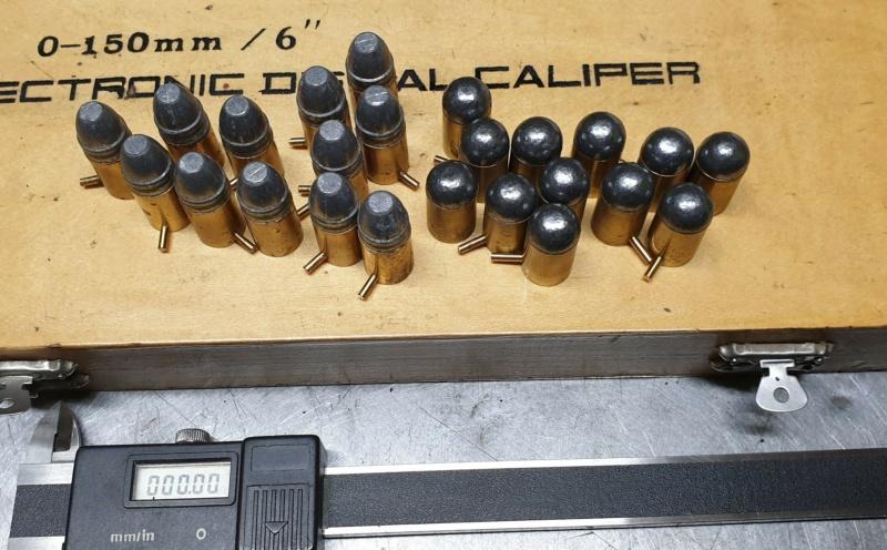 munitions pour faire revivre les armes a broche  Ar10