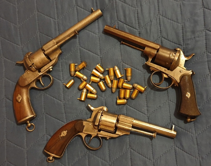 munitions pour faire revivre les armes a broche  Az10