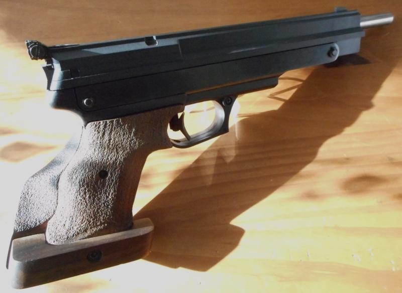 enfin !!!! un canon digne de ce nom pour mon GAMO compact  Dscn3939