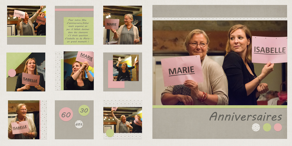 Challenge inspiration...so clean! -->30juin - Page 3 Annive10