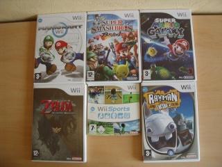 La collect' à AlexFBI93 Wii10