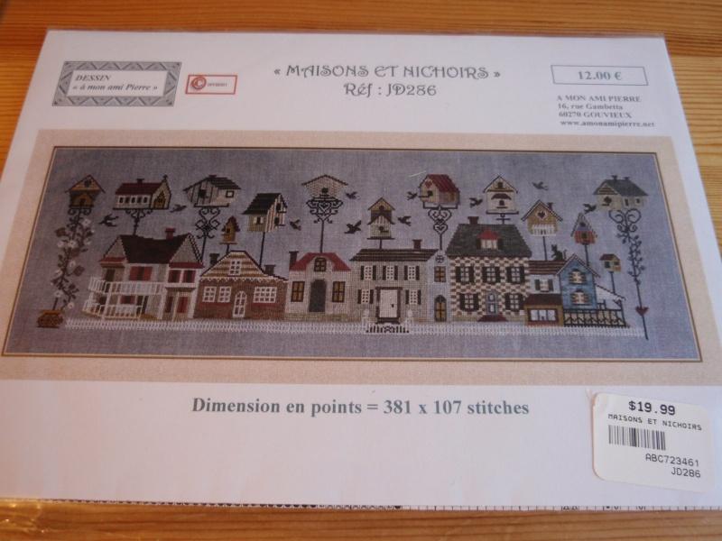 Maisons et nichoirs de A Mon Ami Pierre Pc180014