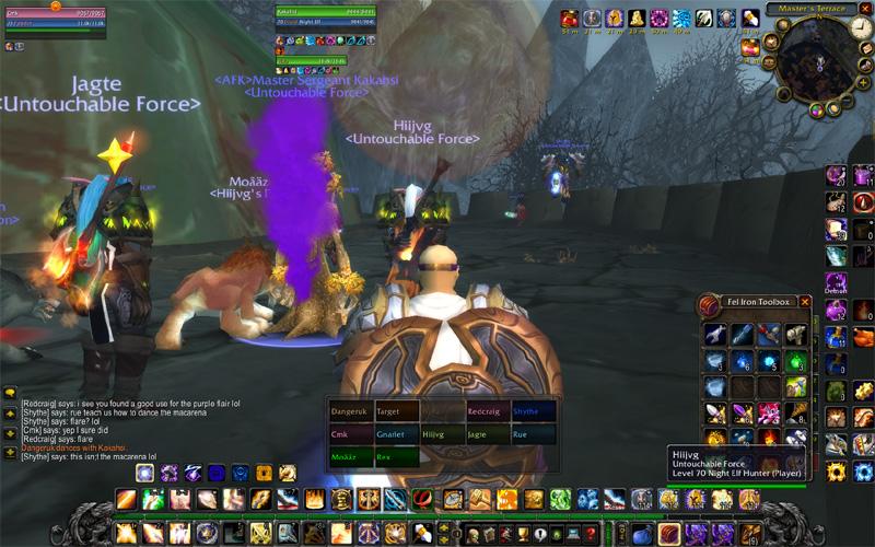 Nightbane down! Waitin10