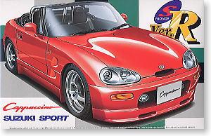 [VENDS] Maquette Aoshima 1/24 Suzuki Sport  10016410