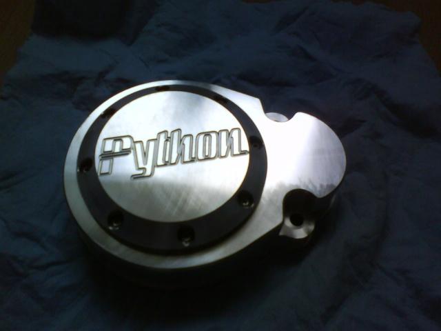 Carter transmission en alu Python Dsc00113