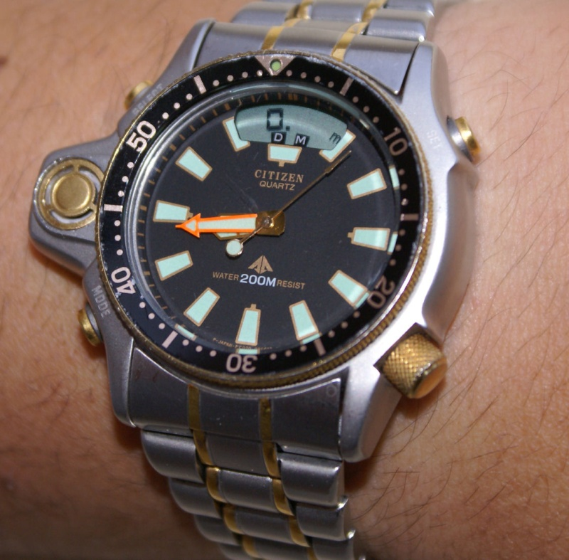 CITIZEN Aqualand 1 Diver's 200 JP2000-08E 01dsc011