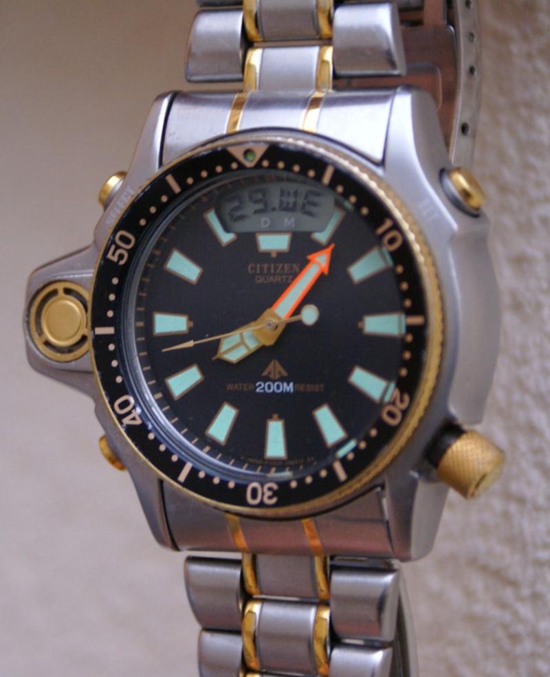 CITIZEN Aqualand 1 Diver's 200 JP2000-08E 01dsc013