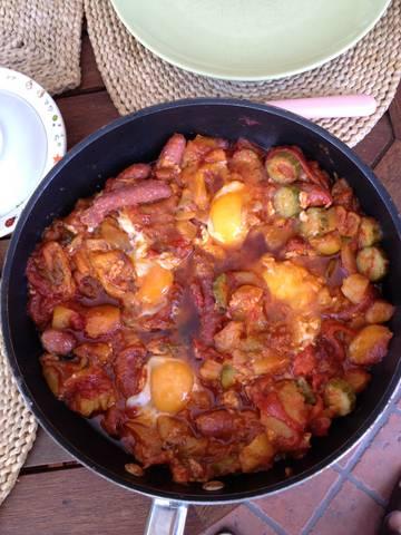 la cuisine de Huguette Chouch10