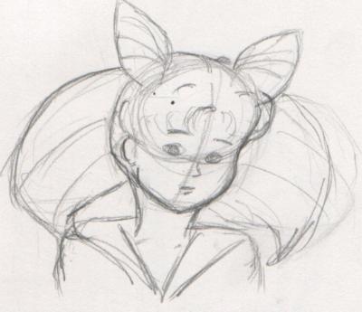 Mer Sailor Moon fan art Hwscan16