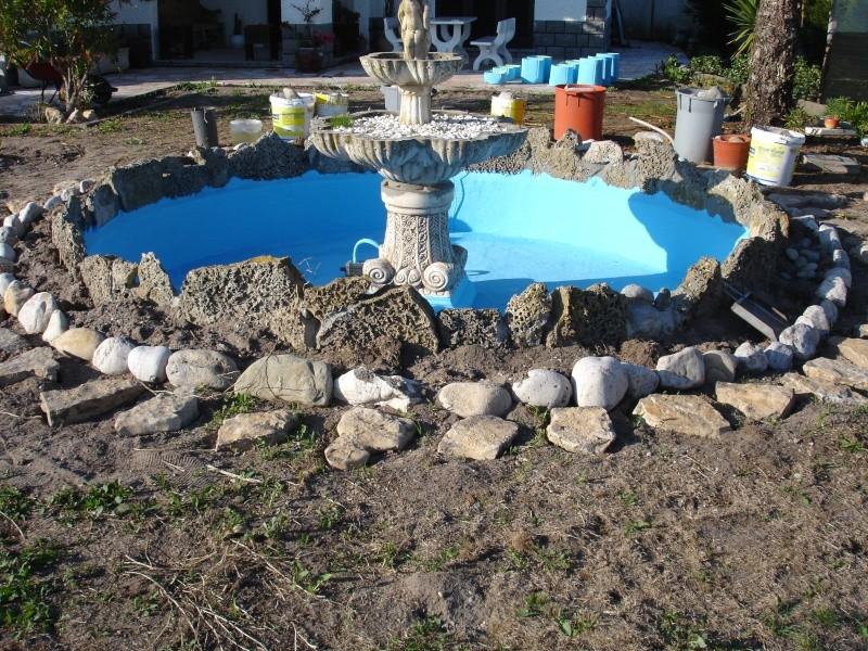 Finalmente o meu lago, vejam as fotos! Dsc01411